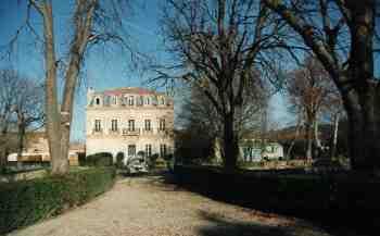 Le château du Parc Saint-Mitre